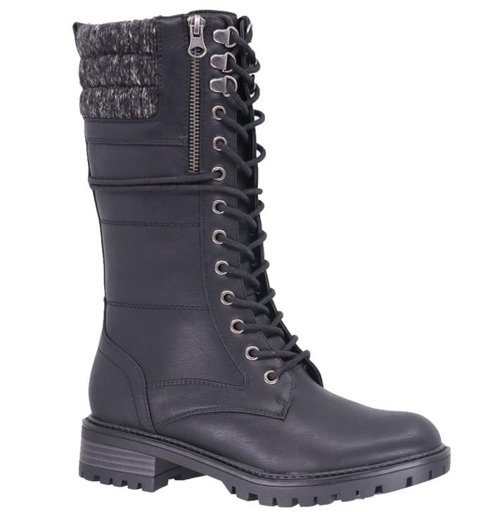 Taxi Jamie Boot Waterproof Black