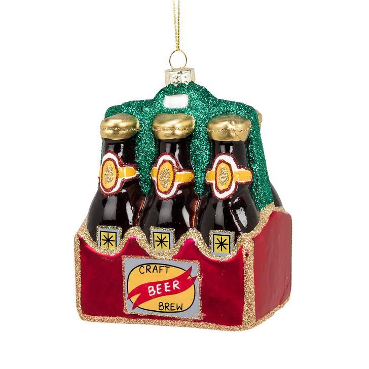 Abbott 6 Pack Beer Ornament