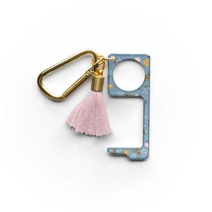 Karma Safe Touch Key Chain Bees
