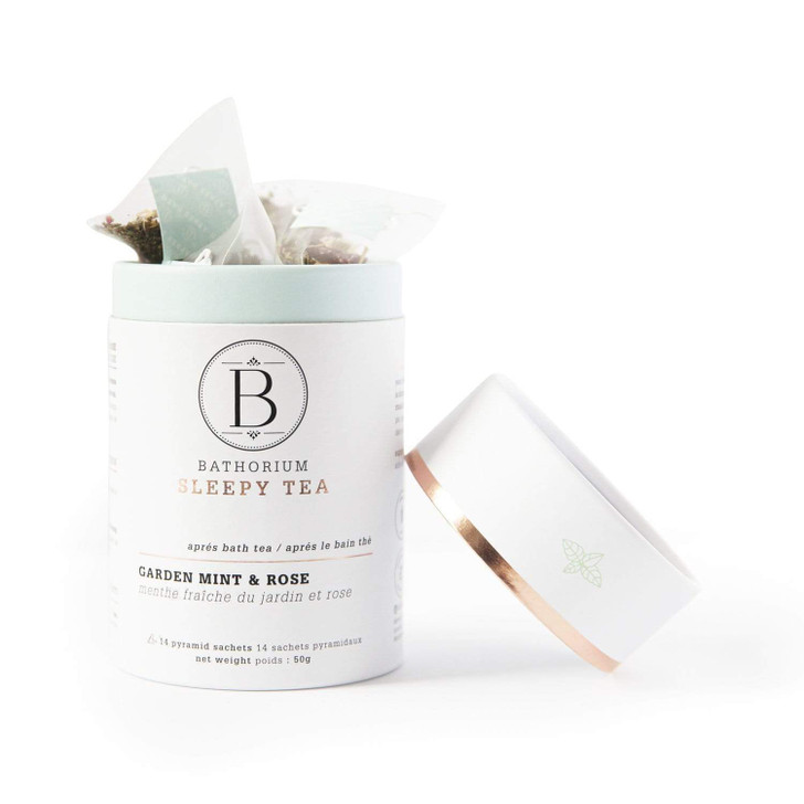 Bathorium Sleepy Time Tea Garden Mint & Rose