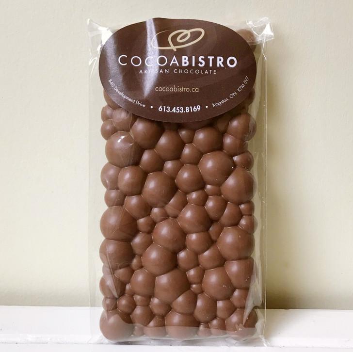 Cocoa Bistro- Large Bar Milk Chocolate