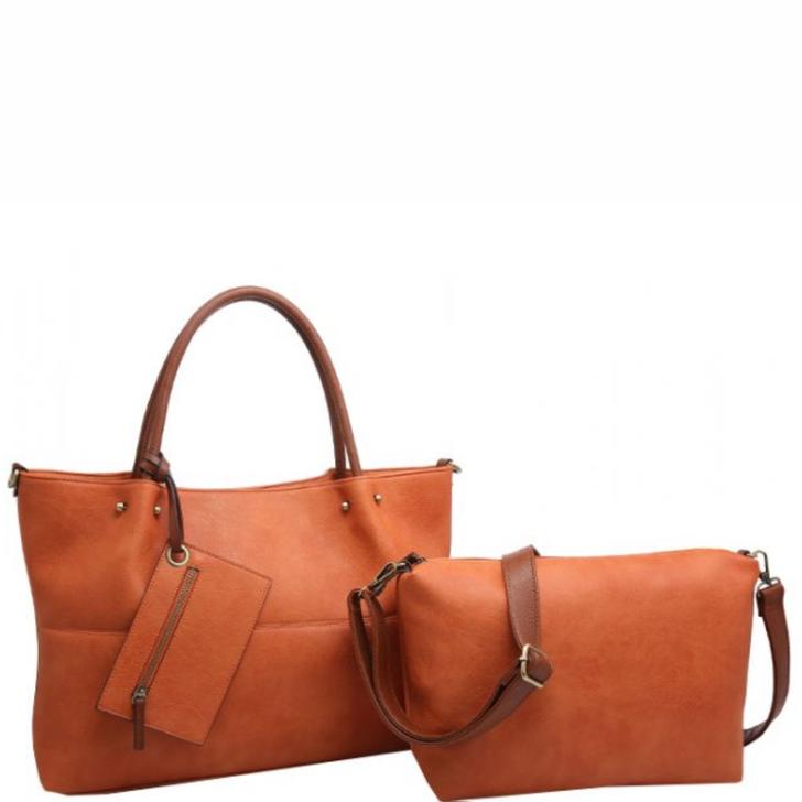La Volta 3-In-1 Bag Orange