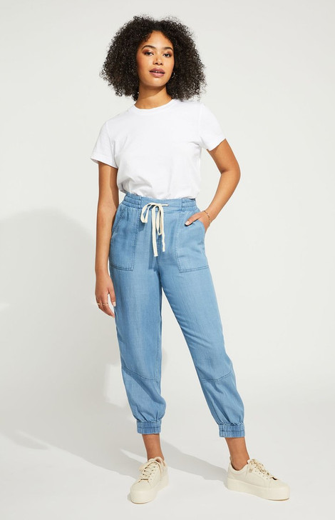 Gentle Fawn Dylan Pant Chambray