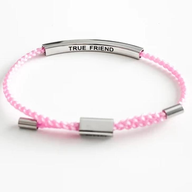 GHG Our Girls Bracelet True Friend Pink