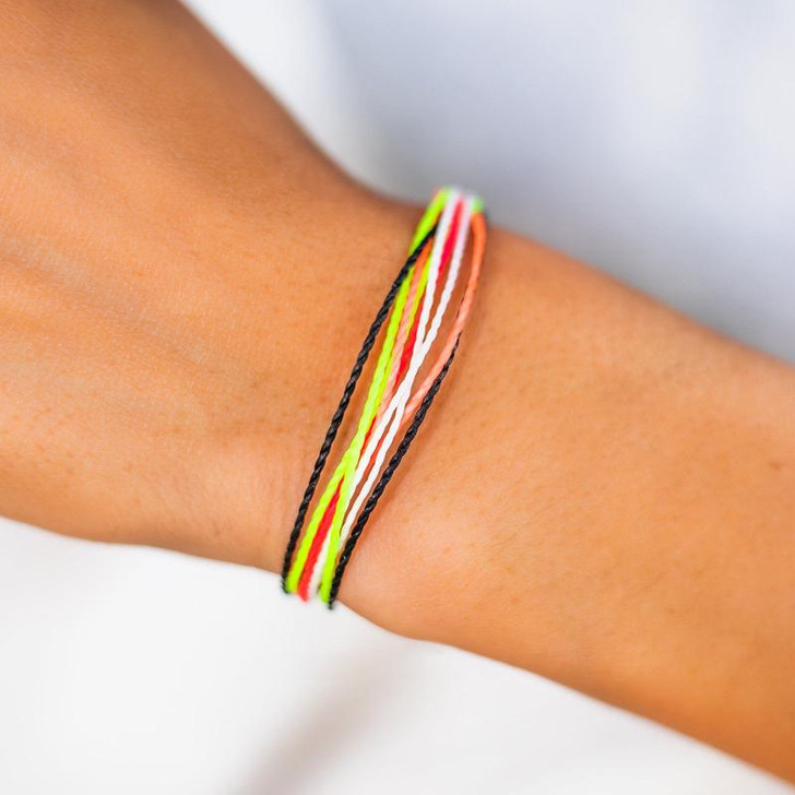 Pura Vida Bracelet Bright Original Cowabunga