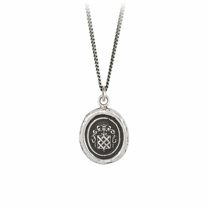 "Pyrrha- Inseparable Talisman Necklace 18"""