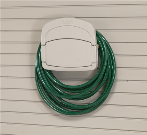 Hose and nozzle holder