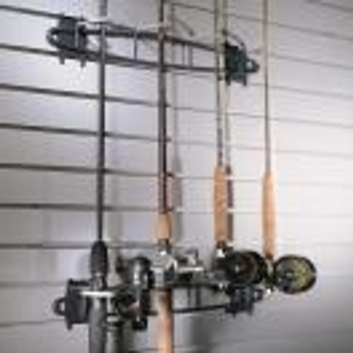 a-5050 fishing pole rack