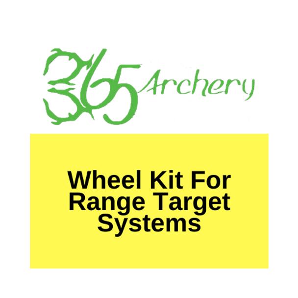 Wheel Kit For Range Target Systems