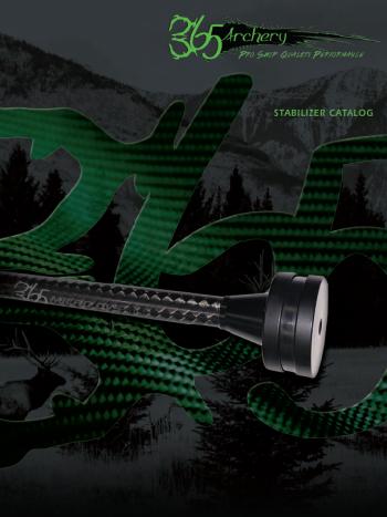 2020 365 Archery Stabilizer Catalog