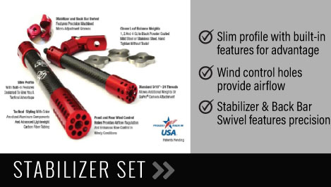 Archery Stabilizer Sets