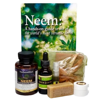 "Neem Queen's ""Allergy Relief"" Kit"