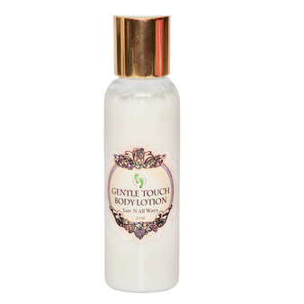 "Neem Oil ""Gentle Touch"" Body Lotion with Hemp, Argan & Avocado Oil - For ALL skin types!"