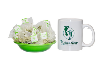The Neem Queen Tea 30 Day Challenge To Feel Better and Boost Immunity (2PC)