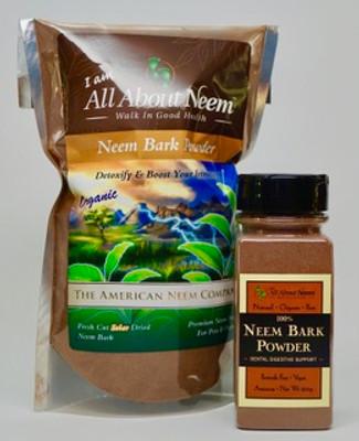 Benefits of Neem Bark Powder