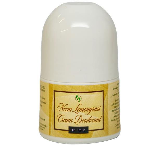 "Neem ""Once A Day"" Lemongrass Deodorant"