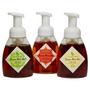 Neem Oil & Neem Bark Foaming Hand Soaps - Three Scent Variety Pack