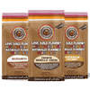 Ground Coffee Bag Variety Pack Flavored Coffee by Crazy Cups