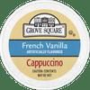 Grove Square French Vanilla Cappuccino Single Serve cups
