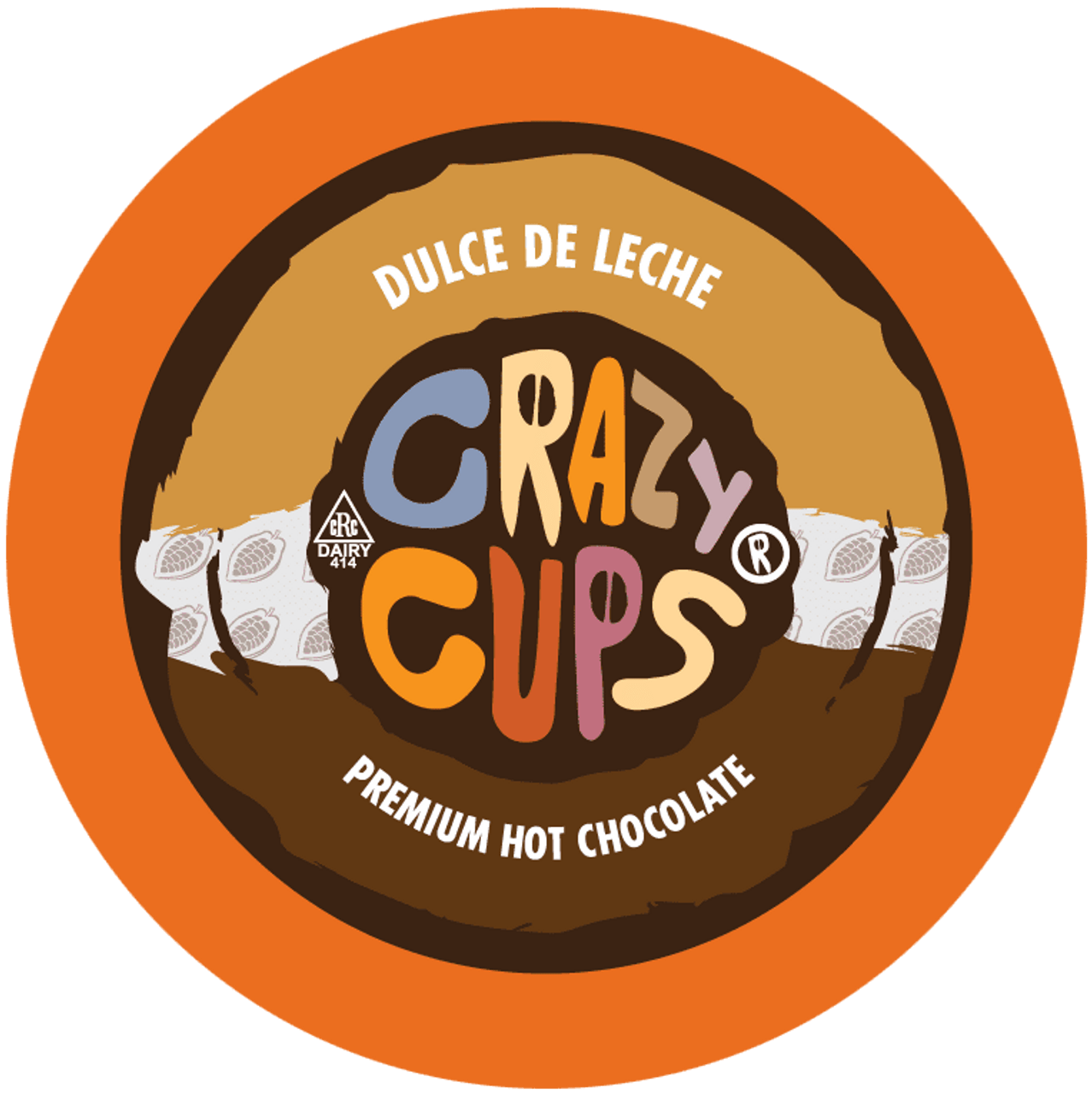 Dulce de Leche Hot Chocolate by Crazy Cups