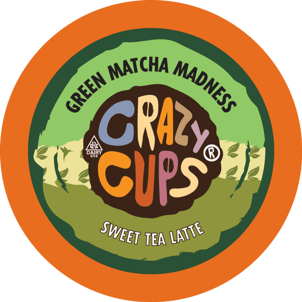 Green Matcha Madness by Crazy Cups