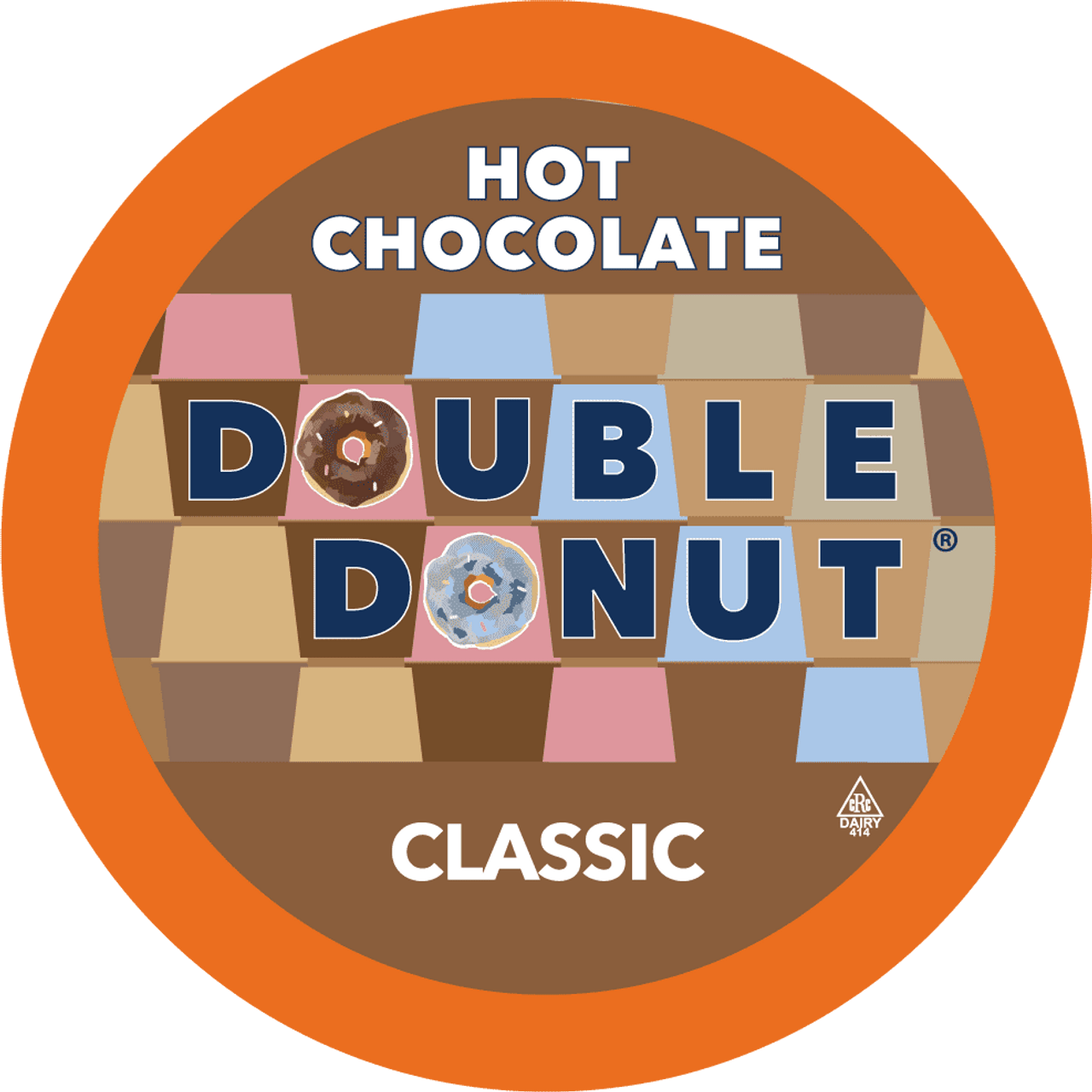 Classic Hot Chocolate by Double Donut