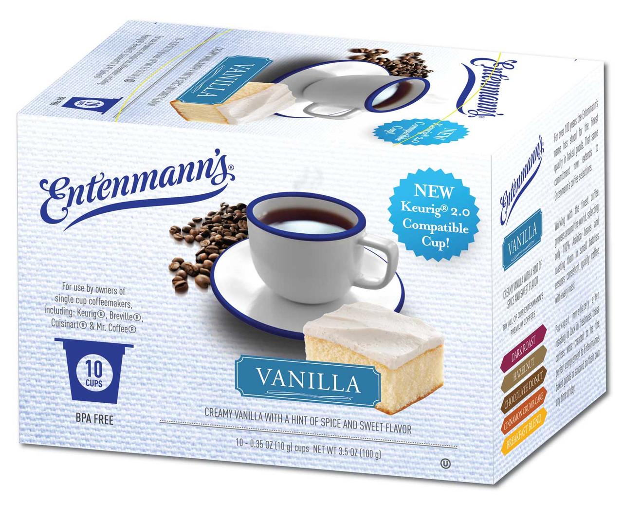 Vanilla Flavored Coffee by Entenmann's