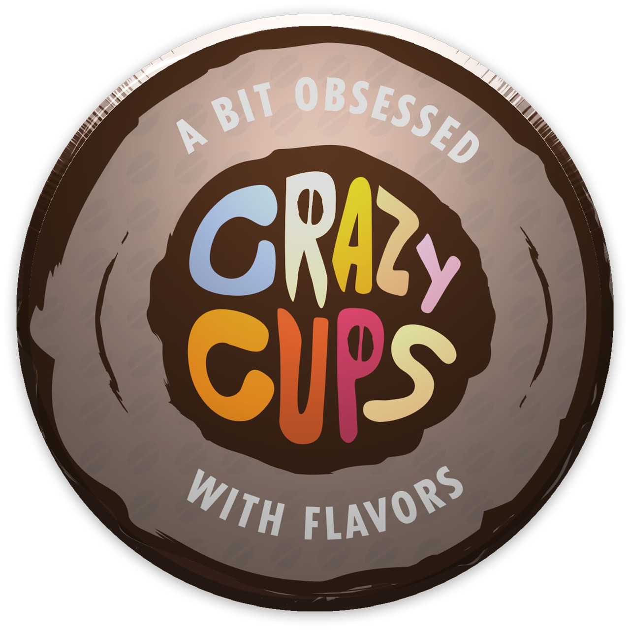 Cinnamon Toast Ground Coffee By Crazy Cups