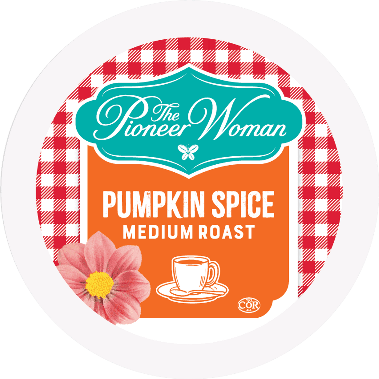 The Pioneer Woman Flavored Coffee Pods Pumpkin Spice