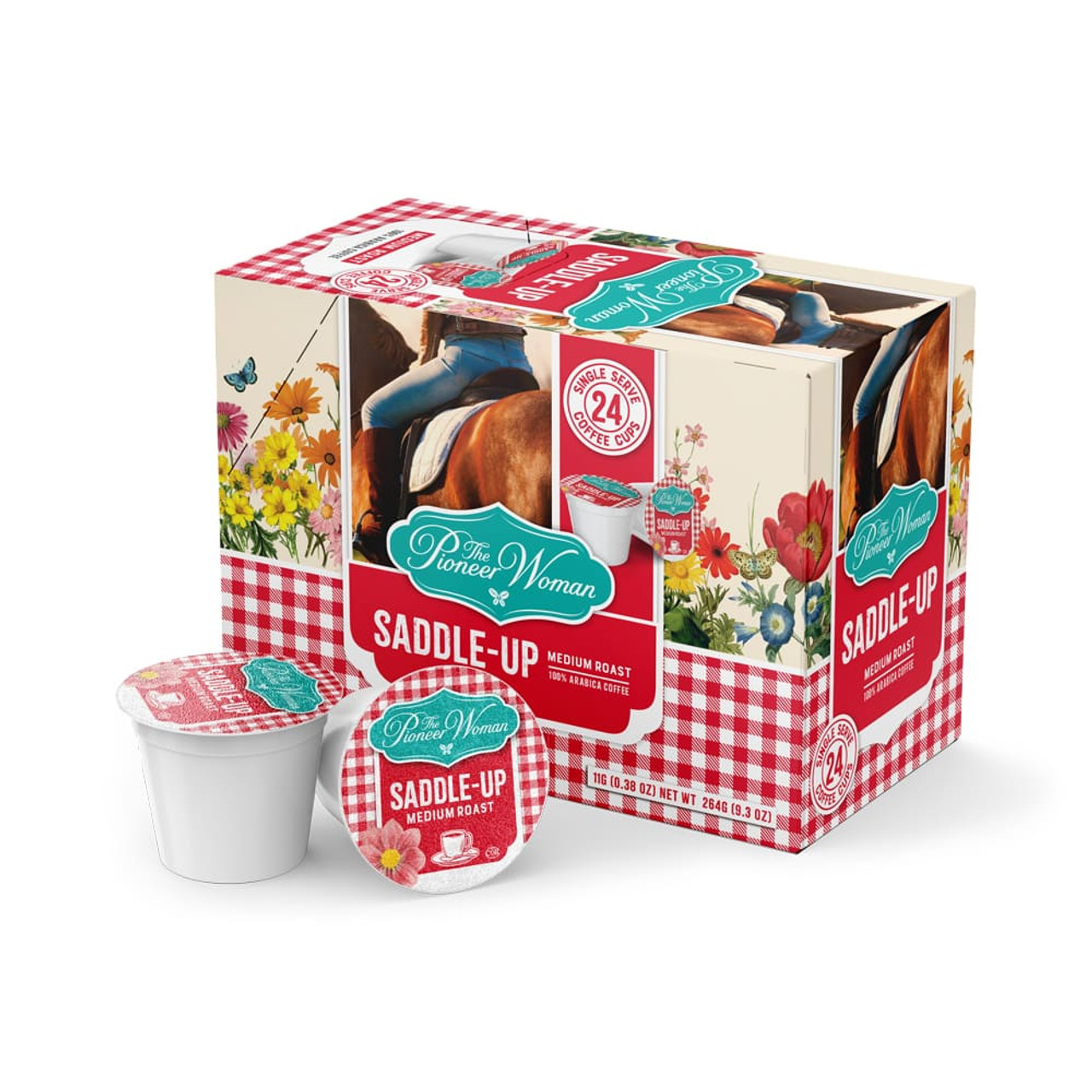 The Pioneer Woman Flavored Coffee Pods Saddle Up