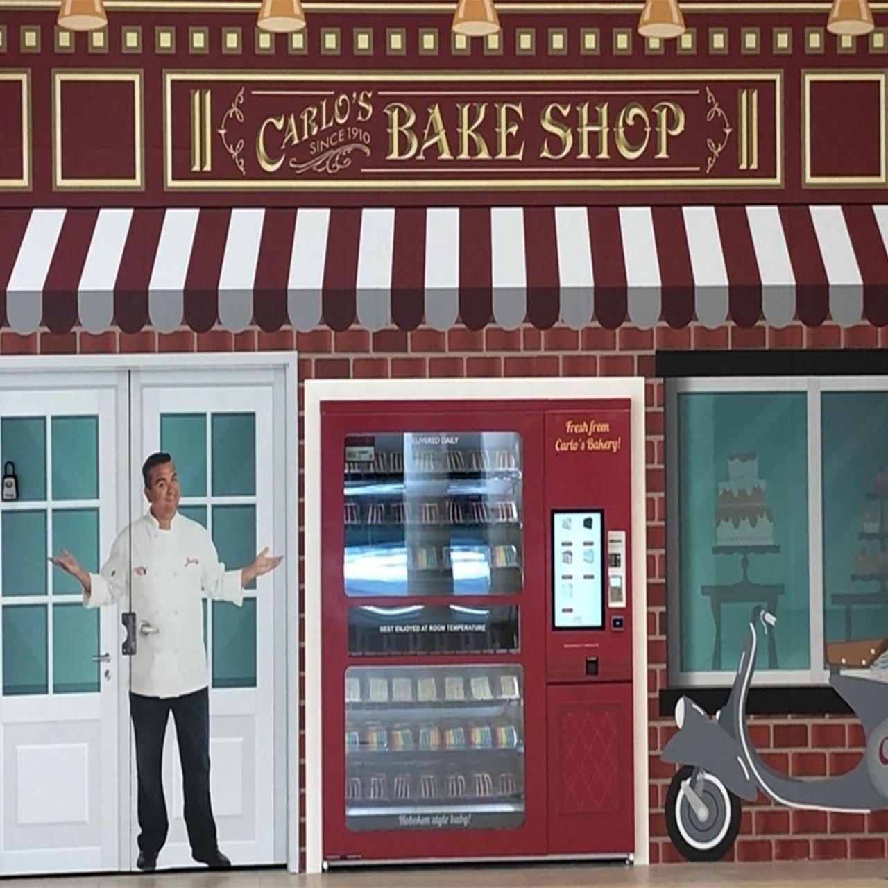 Hazelnut Biscotti Flavored Coffee by Cake Boss