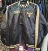 Chicago Bulls Mitchell & Ness Colorblock Gold Finals 1998 Satin Jacket