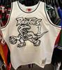 Toronto Raptors Tracy McGrady 1 White & Black Mitchell & Ness Swingman Jersey