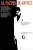 Scarface The Movie Small Blockmount Wall Hanger