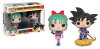 Bulma and Goku with Flying Nimbus 2-pack Exclusive - Dragon Ball Z - POP! Animation Vinyl Figure