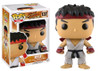 Street Fighter Ryu Pop! Games Vinyl Figure