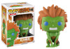Street Fighter Blanka Pop! Games Vinyl Figure