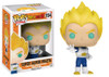 Dragonball Z - Vegeta Super Saiyan Blue & White US Exclusive Pop! Vinyl Figure