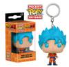 Dragon Ball Z - Goku Super Saiyan God Blue Pocket Pop! Vinyl Keychain