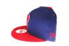 Philadelphia Phillies 2-Tone Blue and Red New Era 9FIFTY MLB Snapback Hat