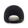 Los Angeles Dodgers Blackout 47Brand Blackout MLB Strapback Clean Up Hat