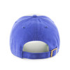 LA Dodgers 47Brand Two Tone MLB Strapback Clean Up Hat