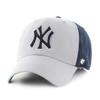 New York Yankees 47Brand Two Tone MLB Strapback Clean Up Hat