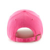 New York Yankees Pink 47Brand MLB Strapback Clean Up Hat