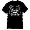 BAWS Bear Logo Black T-Shirt