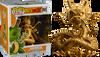 "Dragon Ball Z - Shenron Gold 6"" US Exclusive Pop Vinyl Figure"