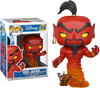 Aladdin - Red Jafar (as Genie) Pop! Vinyl Figure