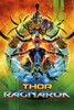 Thor: Ragnarok Mounted Wall Hanger Picture