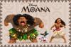 Moana Pukana Blockmount Wall Hanger