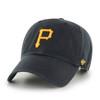 Pittsburgh Pirates MVP Black 47Brand MLB Strapback Hat